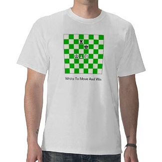 Chess Diagram T-Shirt